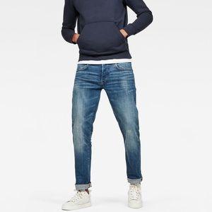 G Star Raw 3301 Denim Jeans